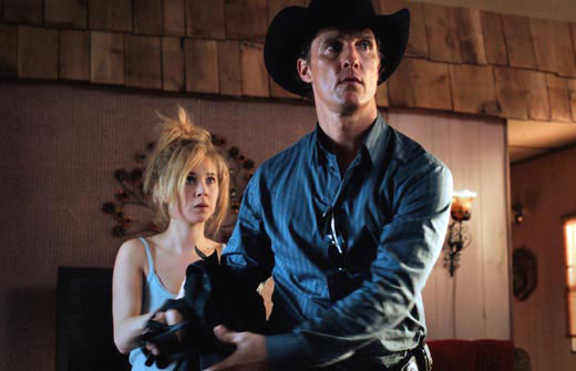 "Movie audience laughs and cringes at ""Killer Joe"""