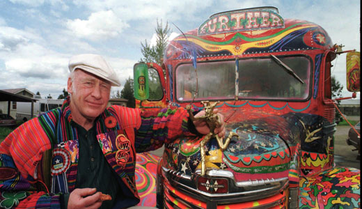 Today in history: Writer Ken Kesey born in 1935