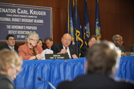 New York state budget: the money is there, if you look for it
