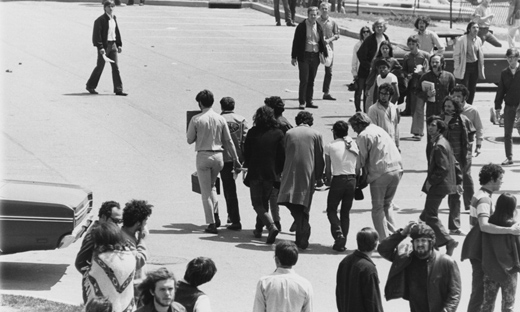 Today in history: Four students killed at Kent State in Vietnam demo