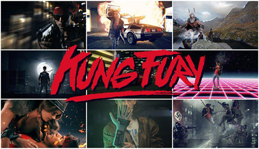"""Kung Fury"": 1980s-inspired action movie, released on YouTube"