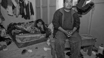 Labor camp residents determined to change things