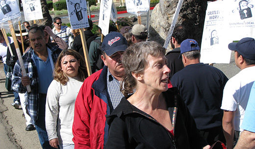 Labor Day 2010: Fighting for the American dream