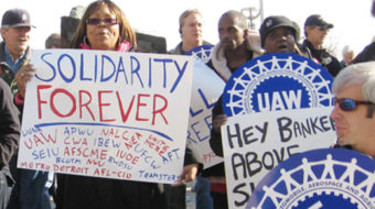 Labor fightback in the Great Recession