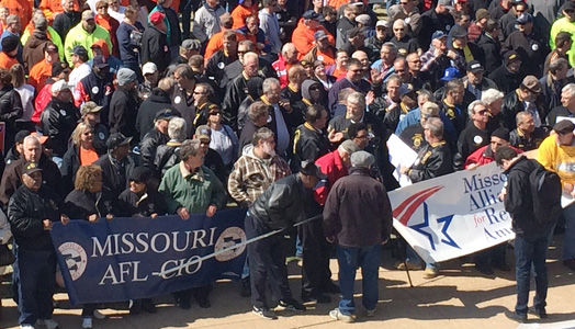 Missouri workers fight anti-union legislation