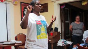 Pastors for Peace, Cuban activists talk renewable energy, LGBT Pride