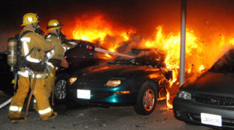 Cities' budget cuts target firefighters, slowing responses