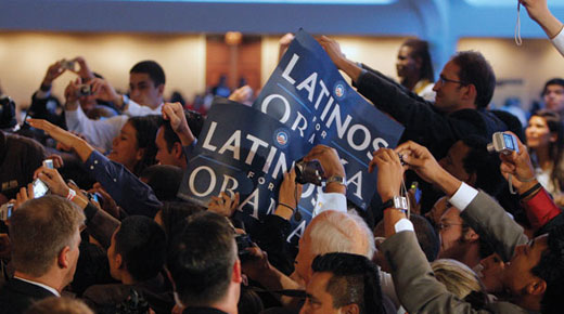 Latino voters' relevance in mid-term elections examined