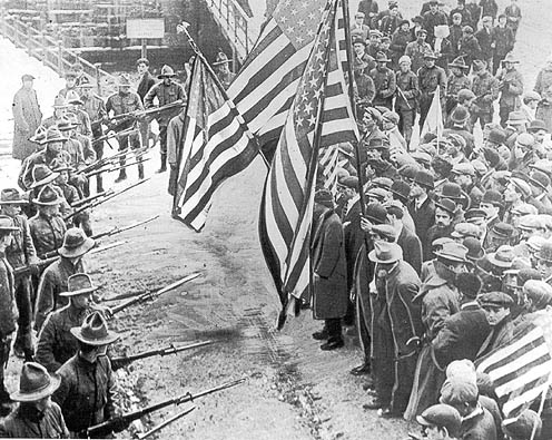 Today in labor history: Bread and Roses strike