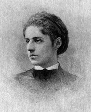 Today in labor history: Emma Lazarus born in 1849