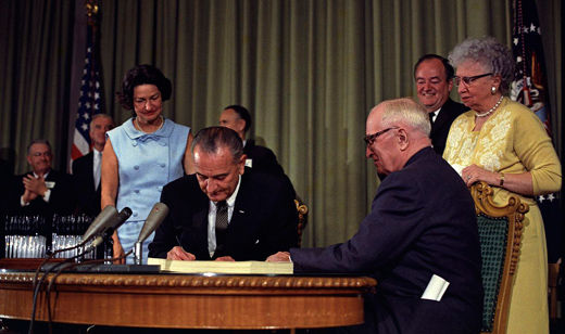 Today in history: Hooray for Medicare on its first 50 years!