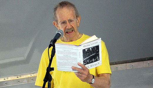 A tribute to Philip Levine, poet laureate of workers