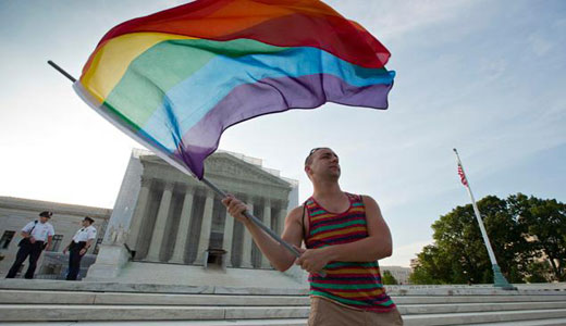 Supreme Court rules same sex marriage ban unconstitutional