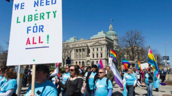 "Indiana ""religious freedom"" bill: bad for state and my family"