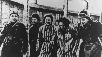 Inside the Auschwitz death camp on Holocaust Remembrance Day