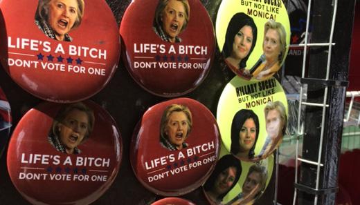 Republican convention: Trump advisor calls for Hillary Clinton's execution