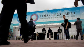 Lima climate talks and the three-part alliance