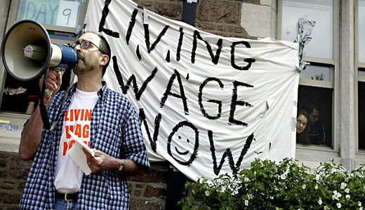 Nationwide, workers lead local movements to raise wages