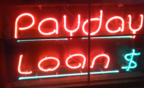 Group pushes misinformation about payday loan initiative