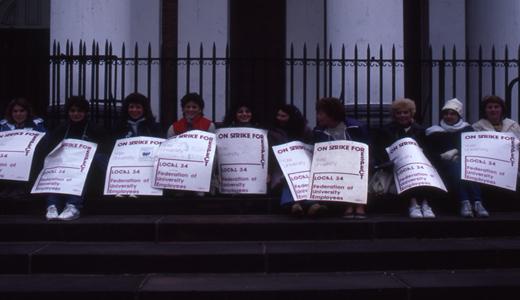 Groundbreaking 1984 strike inspires organizing today