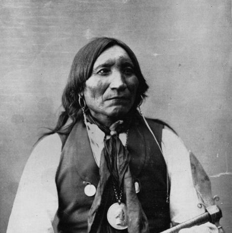 Today in labor History: First Medicine Lodge Treaty signed