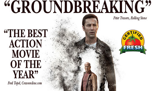 """""""Looper"""" is a neo-noir mind bender done right"""