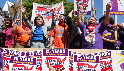 California janitors ready to strike