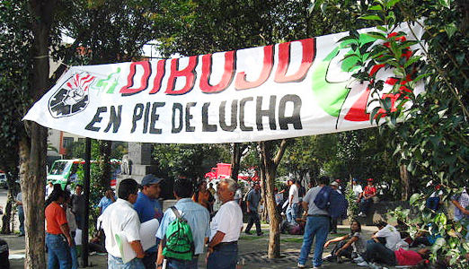 Join Days of Action for worker rights in Mexico