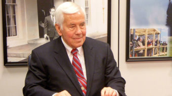 With Lugar defeat GOP races farther right