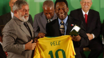 Today in history: Pelé, greatest soccer player ever, turns 75