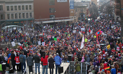 Wisconsin says: We will win this fight!