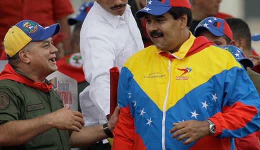Battle for Venezuela's presidency in overdrive