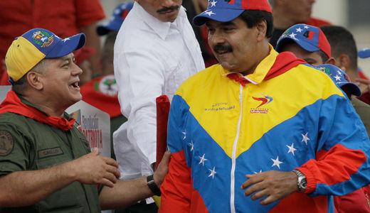 Battle for Venezuela's presidency in overdrive
