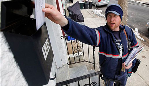 Latest GOP scheme to kill Saturday mail delivery killed in Congress
