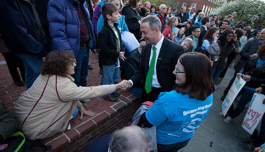 Maryland's Gov. O'Malley pushes jobs program