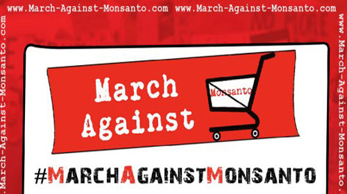 Monsanto protest reaches Central Texas