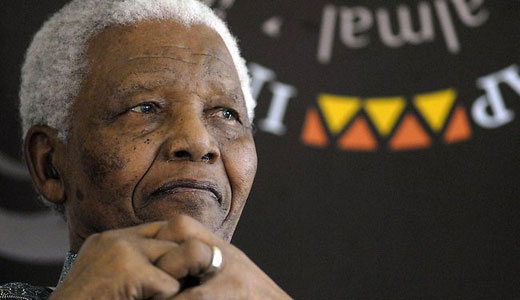 Nelson Rolihlahla Mandela on his 95th birthday