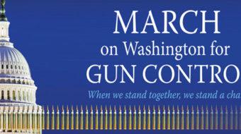 March on Washington for Gun Control set for Jan. 26
