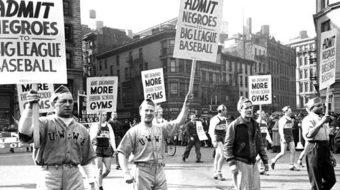 Lester Rodney: Daily Worker sports editor led struggle to integrate baseball