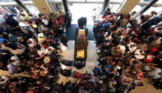 Black and Brown brought together by Ferguson police killing