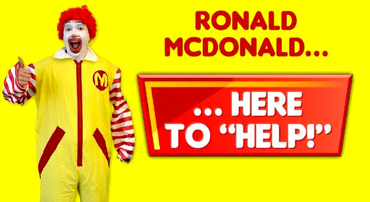 McDonald's tells workers to sell their Christmas gifts for cash