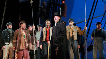 """Moby-Dick"": Melville's masterpiece gets an operatic treatment"