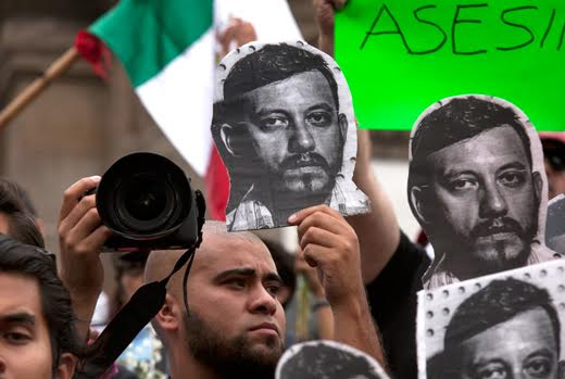Dissident journalists persecuted in Mexico