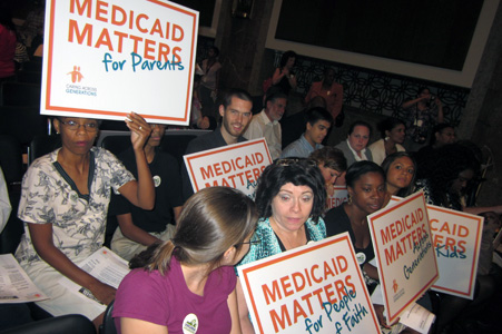 How Medicaid expansion will help thousands in W.Va.