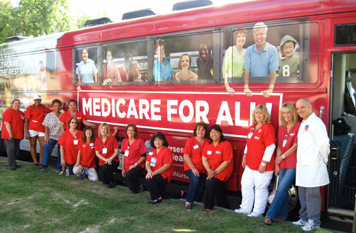 On July 30, events across U.S. as Medicare turns 50