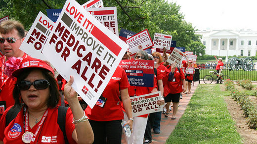 Unionists, retirees to lead mass pro-Medicare rallies on July 30