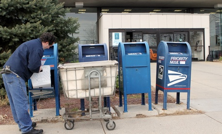 Rolando: Unions, postal customers agree on key USPS reform provisions