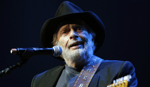 Working man's poet, Merle Haggard lived his life in song