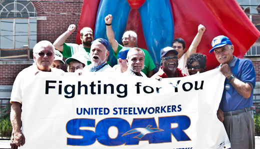 Locked-out Honeywell workers reject Kryptonite