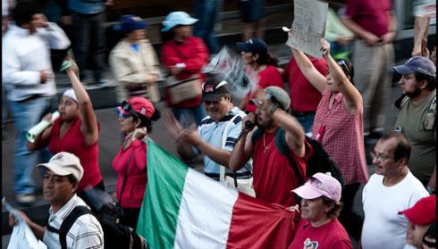 Mexico at 200 faces growing economic despair